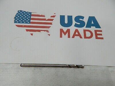 "New 12 Pc  #72 X 2/""  Premium Cobalt Micro Drill Bit Pack USA Boeing Surplus"