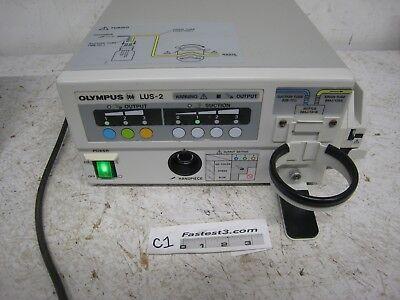 Olympus Oes Lus-2 Ultrasonic Lithotriptor