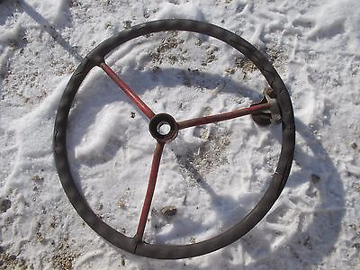 International 300 Utility Tractor Original Ih Steering Wheel