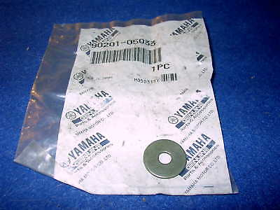 YAMAHA BT1100 DT125 DT175 DT200 GEN NOS WASHER 90201-05033 for sale  Shipping to United States