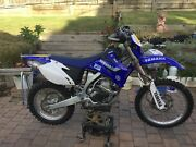 Yamaha wr450 Diamond Creek Nillumbik Area Preview