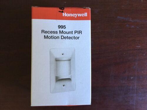 HONEYWELL 995 Recess Mount PIR Motion Detector
