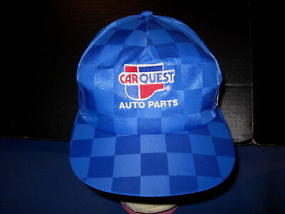 Carquest Auto Parts Spokane Washigton 1995 Nacat   Embroidered Snapback Hat New