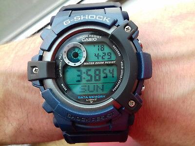 Casio VINTAGE COLLECTION G SHOCK G-2500V-2V watch NOS watch rare MONTRE UHR