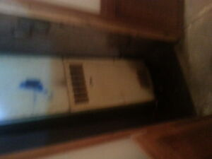 hot air furnace Olson good working order just service
