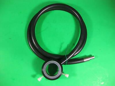 Microscope Fiber Optic Ring Light Id 1.1 -- Used --