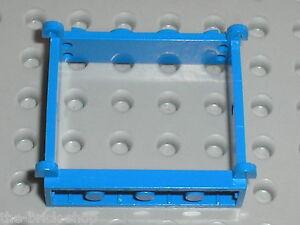 Fenetre bleue lego blue window ref 3853 set 361 6361 for Fenetre lego