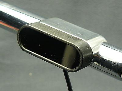 H_ CNC Halter für Mini Motoscope Motogadget Befestigung für Poliert Alu Tacho