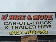U Hire & Move Arana Hills Brisbane North West Preview