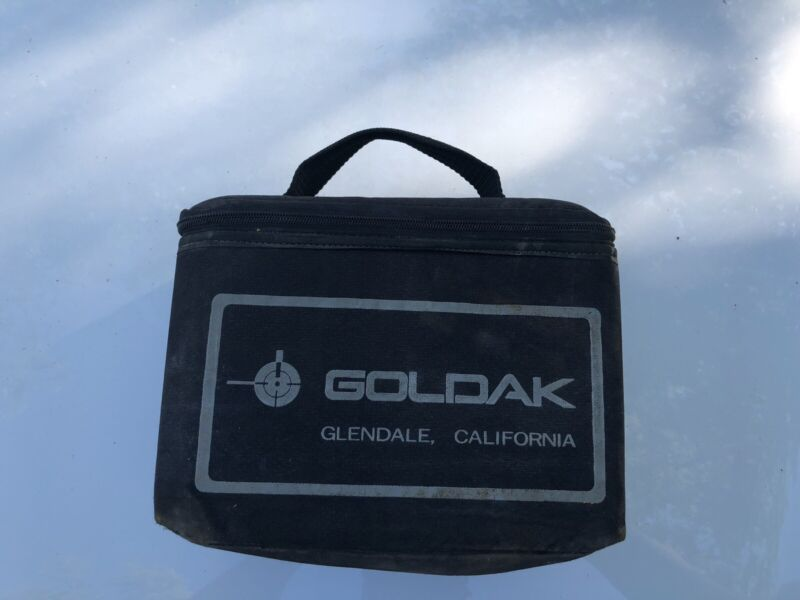 Goldak Pipe & Cable Locator Model 902