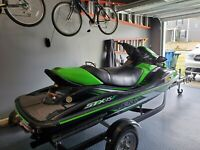 2016 kawasaki jet ski stx15f, 53 hours of use. Runs excellent and very fast.