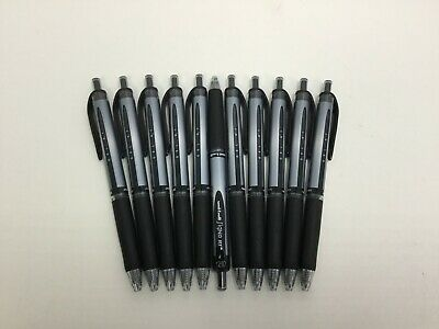 Uni-ball Signo Gel Rt Retractable Pens Medium Point 0.7 Black Ink 11 Count