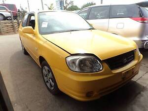 WRECKING / DISMANTLING 2005 HYUNDAI ACCENT 1.6L 3D AUTO North St Marys Penrith Area Preview