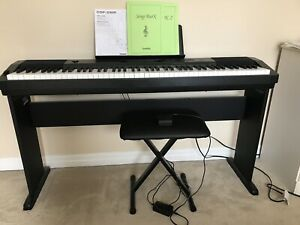 CASIO CDP 230R UNUSED PIANO WITH PAPERWORK
