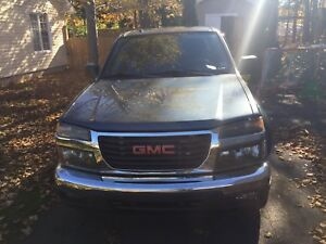 2007 GMC Canyon 4WD