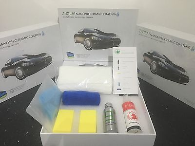 Zixilai Nano 9H Ceramic Coating (S) For Car Exterior Protection ***100ml***