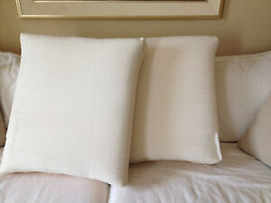 2 new replacement seat foam cushions for chair sofa couch barcalounger ebay. Black Bedroom Furniture Sets. Home Design Ideas
