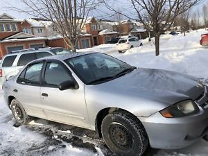2003 Chevrolet Cavalier VLX For Sale