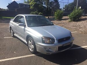 Subaru Impreza RS 2003 manual Croydon Park Canterbury Area Preview