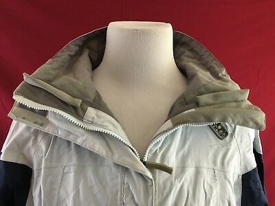 3fcc4a6faa K2 Snowboarding Winter Ski Jacket Coat zip off hood Womens Medium