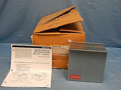 New Honeywell R7515b 1057 10 Deltanet Microcel Controller 24V  50 60Hz
