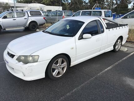 2004 Ford Falcon XR6 Ute