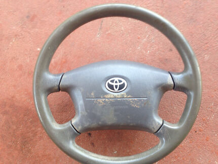 For sale Toyota Corolla AE112R steering wheel with airbag Kardinya Melville Area Preview