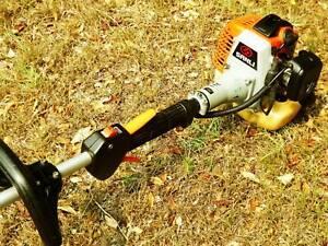 SANLI 26 cc full crank 2 stroke whipper snipper line trimmer