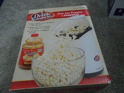 Orville Redenbacher's Gourmet Hot Air Popper by Presto