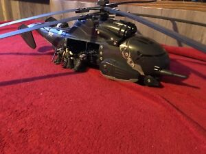 Helicopter gears of war
