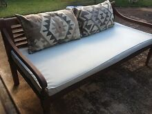 Near new Early Settler timber day bed outdoor lounge chair Toowoomba City Preview