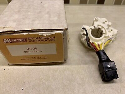Bk Cr-20 Crt Test Adapter - For Precision 467 470 480 490 Testerrejuvenator