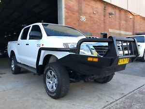 2013 Toyota Hilux SR 4x4 3.0L Turbo diesel Auto Dual Cab Ute Mayfield West Newcastle Area Preview