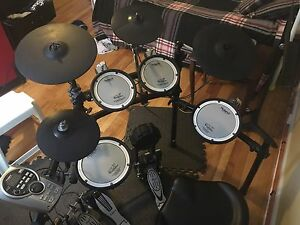 Trade Roland V-Drums for Les Paul or PRS