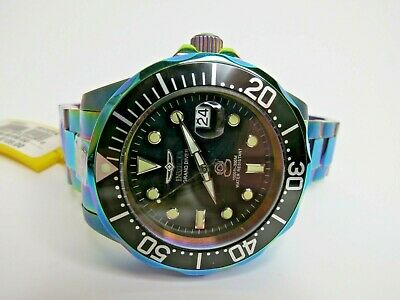 Invicta Grand Diver Men's Watch Automatic Rainbow Metal 47mm 26601