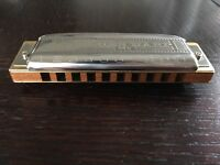 Blues harmonica in key of C for sale