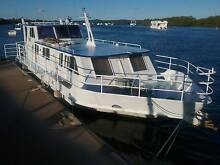 coastal cruiser housebboat Jacobs Well Gold Coast North Preview