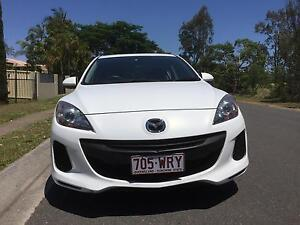10/2012 MAZDA 3 NEO 5 SPEED ACTIVMATIC SEDAN REGO...RWC...LOGBOOK Eight Mile Plains Brisbane South West Preview