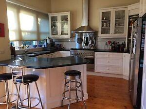 Kitchen cabinets and range hood Glen Iris Boroondara Area Preview
