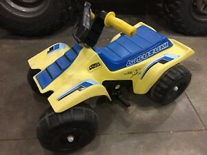 Small power wheels ATV for sale!