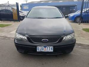 2006 Ford Falcon DEDICATED GAS West Footscray Maribyrnong Area Preview