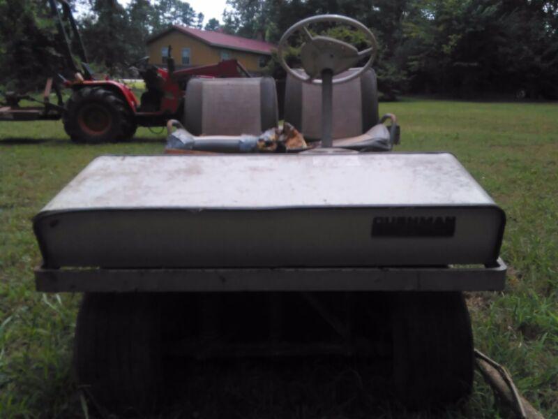 Cushman golfster/Parts or Repair $200