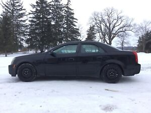 2005 Cadillac CTS - winter and all season tires included