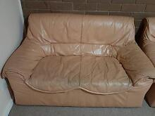 URGENT - Leather Couch Dining Table Mount Waverley Monash Area Preview