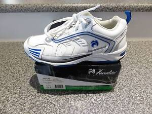 LAWN BOWLS SHOES Size US9/UK8 *NEW* HENSELITE MPS44 Happy Valley Morphett Vale Area Preview