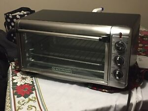 Black & Decker Extra Wide Toaster Oven
