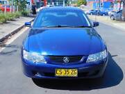 MY04 HOLDEN COMMODORE ACCLAIM SPORTS AUTOMATIC Haberfield Ashfield Area Preview