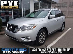 2014 Nissan Pathfinder SL - AWD, BACKUP CAMERA, BLUETOOTH!