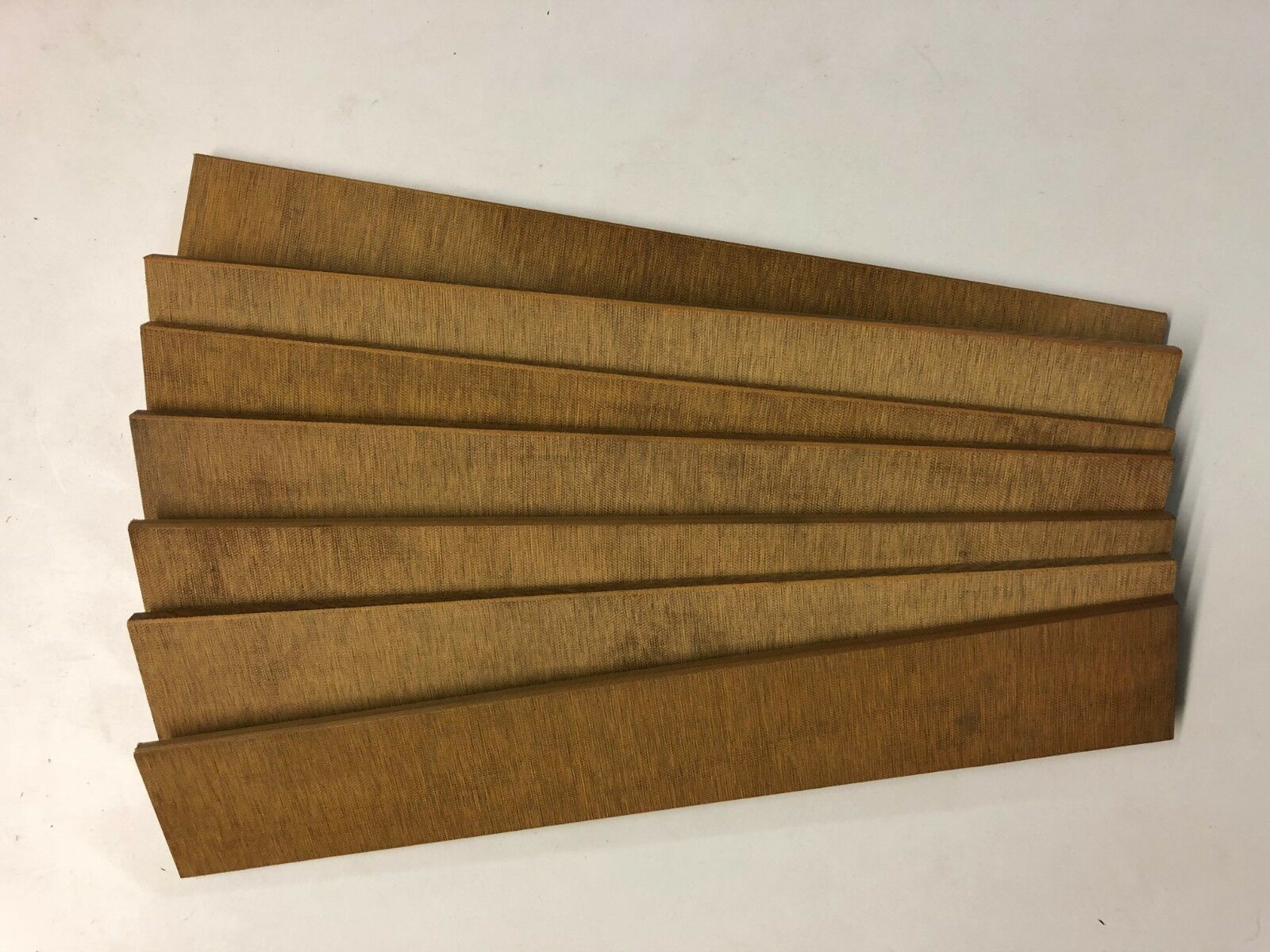 SLURRY TANKER VANES 300x46.5x6.3 Set Of 7 Mec5000