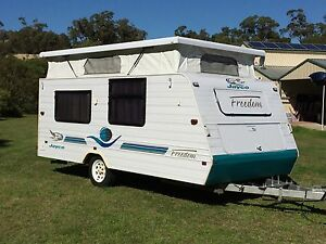Caravan Jayco freedom 2003 Rockingham Rockingham Area Preview